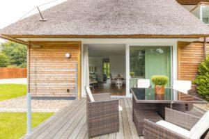 Ferienwohnung Eldorado Nr. 2 mit Terrasse